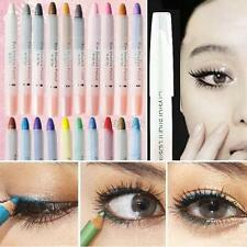 crystal bright lipstick eye shadow eyeliner pencil lipstick pen cosmetic makeup