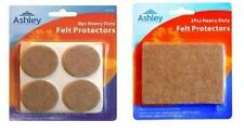 Heavy Duty Felt Circle Real Wood Laminate Floor Furniture Protectors 8 Piece