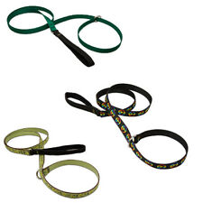 """Lupine 6 ft Slip Leads in 3/4"""" or 1"""" widths - Made in USA - Lifetime Guarantee"""