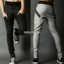 HOT Men Casual Harem Baggy Hip Hop Dance Sport Sweat Pants Trousers Slacks