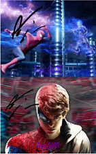 Andrew Garfield The Amazing Spider-Man 2 SIGNED AUTOGRAPHED 10X8 REPRO PHOTO