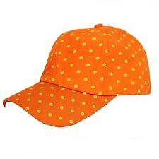Neon Color Polka Dot Fashion Cap