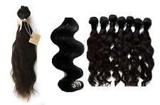 100 % Real Peruvian Virgin Remi Human Hair Extension Grade 6 AAAAAA Quality
