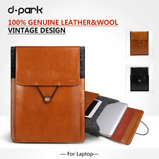 d-park Envelope Sleeve Genuine Leather Case For Sony VAIO Duo/Pro/Flip 13 Inch