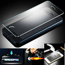 9H Tempered Glass Screen Protector Protective Film for Apple iPhone 5 5S 5C 4 4S