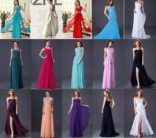 Women Wedding Gown Club*Ball*Gown Many Style Prom Evening Celeb Party Long Dress