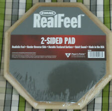 Evans Real Feel Drum Double sided Pad pipe band bagpipe drumming