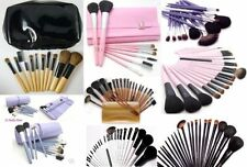9 / 15 / 23 Pcs Makeup Brush Set Pro Make up Cosmetic Brushes Kit Luxurious Case
