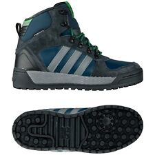 Adidas Originals WINTER BALL Boots Mens Shoes Navy Blue/Gray G96278 Trail/Hiking
