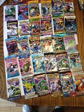 POKEMON BOOSTER PACKS-YOU PICK-EM-*XY-FURIOUS FISTS-DP-BLACK N WHITE-L-MUCH MORE