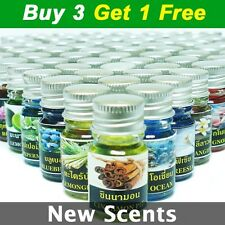 New Scent - Buy 3 Get 1 Free 5 ml Pure Therapeutic Aroma Essential Oils Diffuser