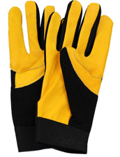 LEATHER WORK GLOVES AUSTRALIAN COWHIDE RIGGER