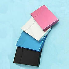 Case Holder New Business Card Box Cigarette Case Pocket Slim Automatic Switch