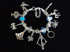 LORD OF THE RINGS BRACELET 10TH,12TH,13TH,16TH,18TH,21ST GIFT IDEA & A FREE GIFT