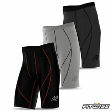 Mens New Base layer shorts Compression Under Tight Pants Skin fit Leggings