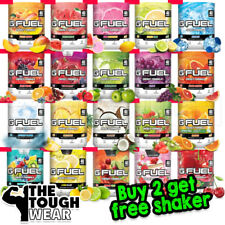 Gamma Labs G FUEL 40 servings  SUGAR FREE only 10 calories PICK A FLAVOR gfuel