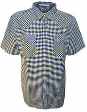 LEVI WESTERN STYLE CHECK SHIRT