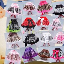 Personality Party Dance Skirt Girl Boy Colorful Summer Multilayer Pettiskirt