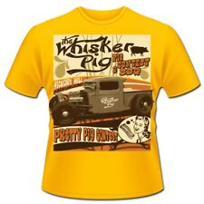 Hot Rod T-shirt: The Whisker Pig Great Present In S-3xl