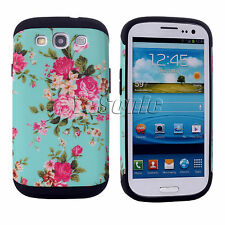 Romantic Case Cover Shell For Samsung Galaxy S3 i9300 Easy to install and remove