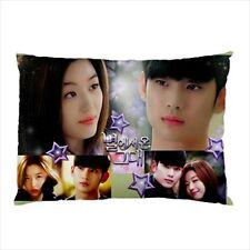 Kim Soo-hyun Jun Ji-eun Love From The Star Collectible Photos Pillow Case