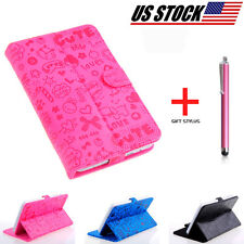 CASE COVER FOLIO FOR 7 inch NEXTBOOK PREMIUM 7SE STARPAD ANDROID TABLET Boy Girl