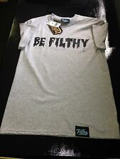 Gray Filthy Dripped Be Filthy Tee