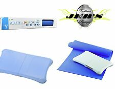 """Durable Slip Resistant Yoga Mat (67"""" x 24') + Wii Fit Balance Board Protective"""