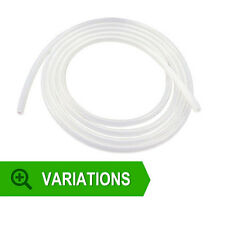 CLEAR Silicone Translucent Soft Rubber Tubing FDA Approved Milk Hose Dairy Pipe
