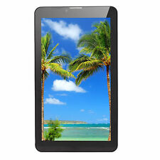 "7"" Tablet PC WCDMA 3G Phablet HD Android 4.2 WIFI Dual Core Bluetooth w/ TF Card"