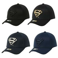 Superhero DC comics Superman Baseball Trucker Golf Sports Flexfit Hats Caps