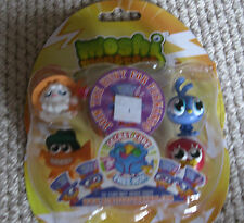 MOSHI MONSTERS FIGURES - SERIES 9 - BLISTER PACK, PLEASE CHOOSE