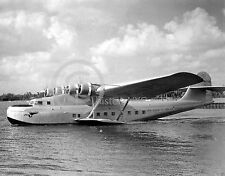 1937 China Clipper in Los Angeles Historical Vintage Photo  Largest Sizes