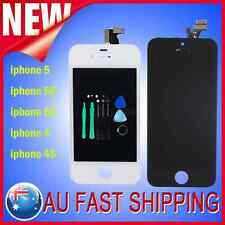 Replacement LCD Display Touch Screen Digitizer Assembly F iphone 5 5S 5C 4 4S