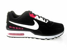 NIKE AIR MAX LTD MEN'S BLACK/VIVID PINK/WHT RUNNING SHOES, #407979-026