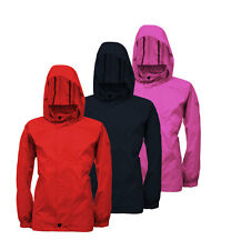 Kids Regatta Pack-Away Ii Waterproof & Breathable Light Weight Jacket