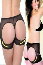 Booty Shaper Butt Lifter Booster Underwear Panties Invisible Stretch Shorts