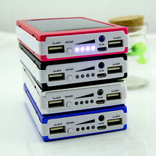 50000mAh USB Portable Solar Battery Charger External Power Bank For SmartPhone