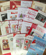 Quality christmas cards, wife, partner, husband, boy/girlfriend + more FREE P+P