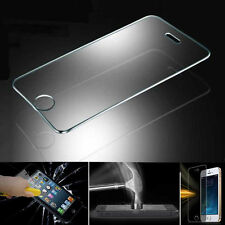 Explosion Proof Premium Tempered Glass Film Guard Screen Protector For Phone LOT