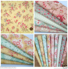 MODA printemps by 3 sisters fat quarter bundles & fat quarters 100 % cotton