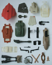 Star Wars Vintage Mini Rig Vehicle Parts 100% Original - Choose Your Own