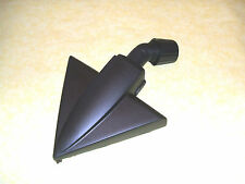 TRIANGULAR BRUSH FLOOR HEAD - for ANY vacuum with plain rods 30-37mm fitting