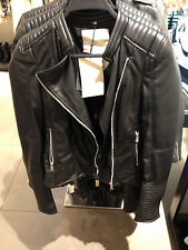 ZARA FAUX LEATHER BIKER JACKET XS-XL Ref. 5070/012