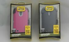 NEW!Otterbox Defender Series Case and Holster W/Clip for Samsung Galaxy S4 Mini