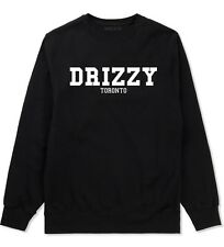 Kings of NY Drizzy Toronto Crewneck Sweatshirt NYC Drake Trophies Worst Ovo Grey