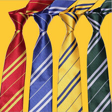 Handsome Necktie Gryffindor/Slytherin/Ravenclaw/Hufflepuff CostumeAccessory HGUS