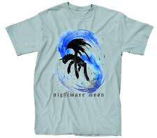 My Little Pony Mythical Nightmare Moon Mens Grey T-Shirt