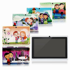 "Latest 7"" Google Android 4.2 Tablet PC Dual Core WIFI 1.5GHz 8/16GB Lover Theme"