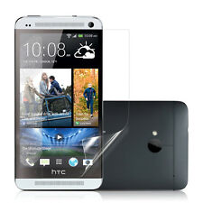 2x 4x Lot Clear HD LCD Screen Protector Guard Shield Film for New HTC ONE 2 M8